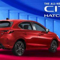 Honda City Hatchback i-MMD 确定将于月尾登场!