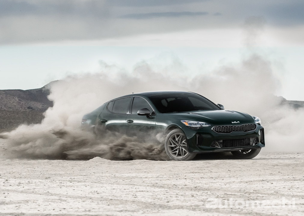大马冷门车系列: Kia Stinger GT