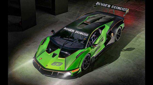 Lamborghini Essenza SCV12 ,原厂最顶尖的技术结晶!