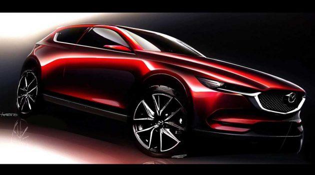 Mazda CX-5 大改款于洛杉矶车展全球首发!
