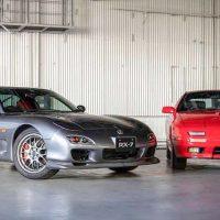 Mazda Rotary Engine 引擎零件仍然在生产中!