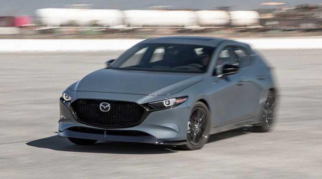 Mazda3 Turbo ,性能最强的 Mazda车款?