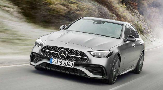 Mercedes-Benz W206 C Class 今年会不会引进我国?