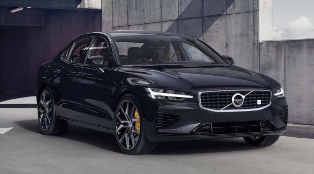Volvo Malaysia 车款已经开始限速180 km/H