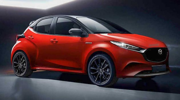 Mazda2 或将采用 Yaris 的引擎配置