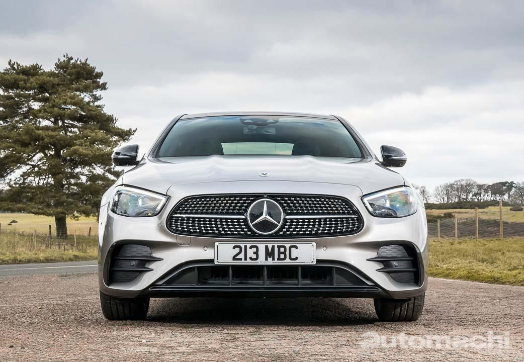 2021 Mercedes-Benz E-Class 正式发布,售价从RM326,943.19起跳