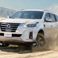 2021 Nissan Terra ,酷炫硬派SUV!