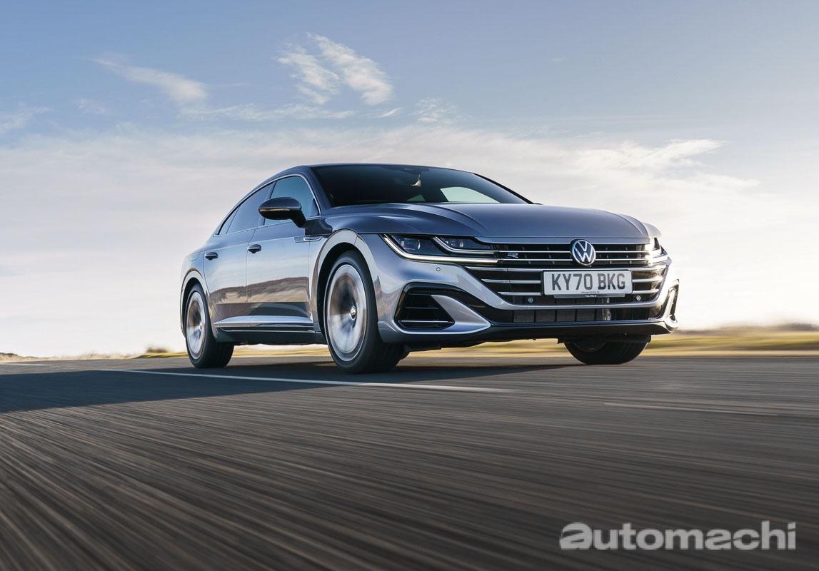 新车前瞻: 2021 Volkswagen Arteon R-Line