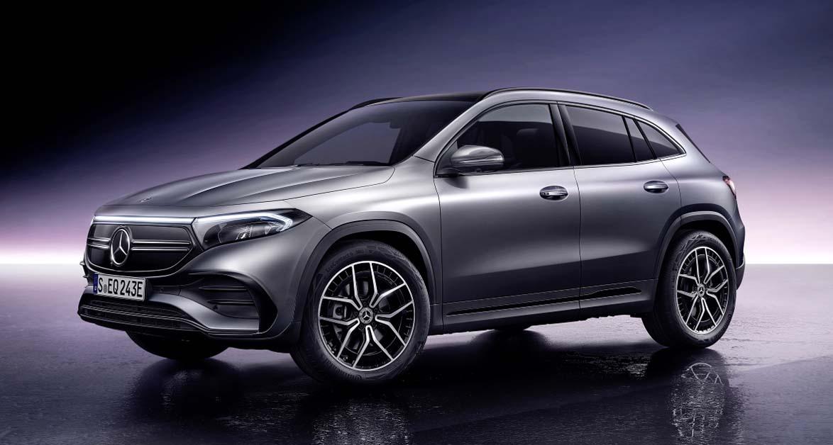 Mercedes-Benz 公布全新战略,包括 AMG 部门在内将完全电动化!
