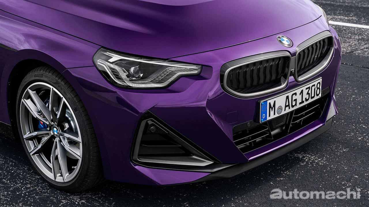 2022 BMW 2 Series 正式登场,后驱+L6引擎!