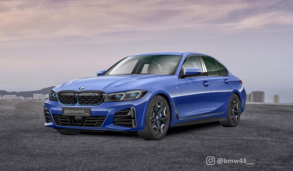 2022 BMW 3 Series 首次现身,预计明年中登场!