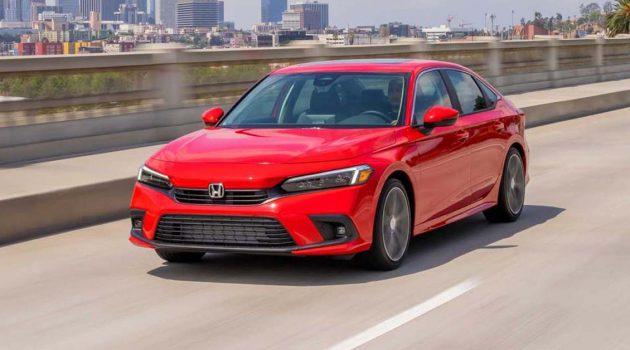 马力突破200 Hp, 2022 Honda Civic 改装套件登场