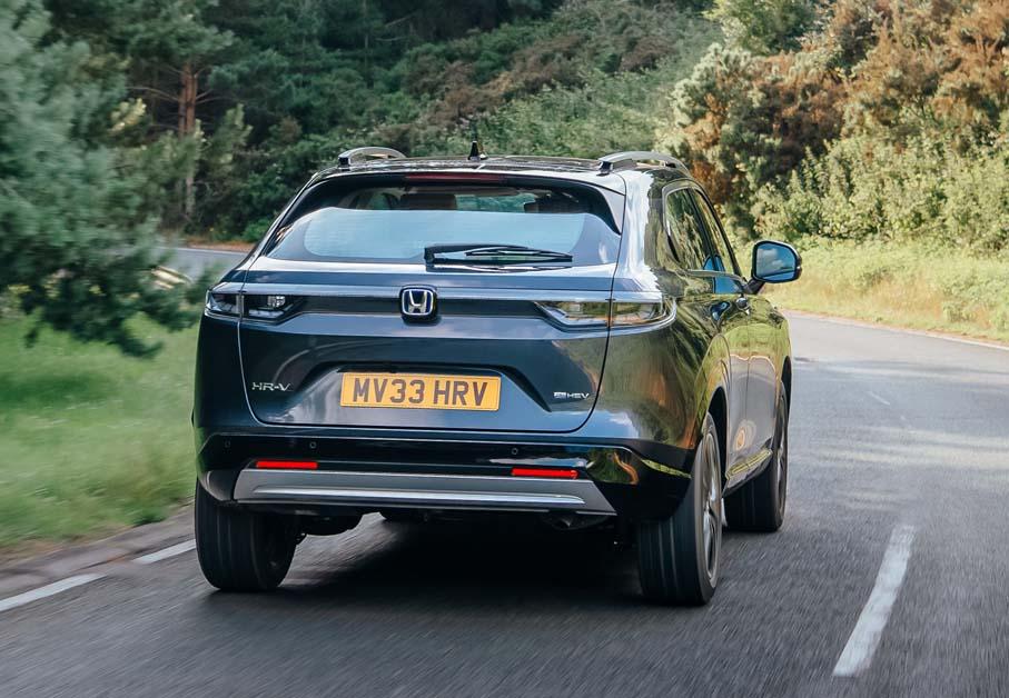 全面革新的SUV, 2022 Honda HR-V 细节全公布
