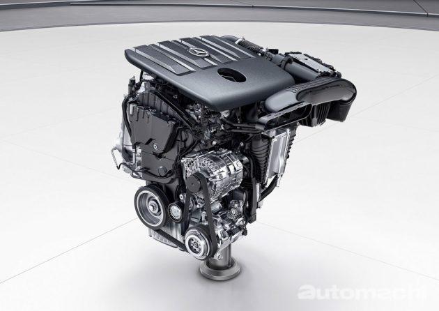 2022 Mercedes-Benz A-Class 现身,或更换全新引擎