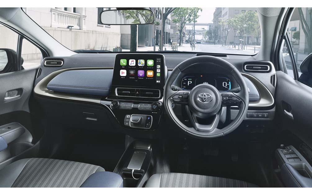 2022 Toyota Aqua 日本开定预订,售价约RM 75,996起跳!