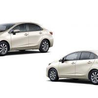 Toyota Vios 大改款渲染图:或改搭1.0L涡轮引擎