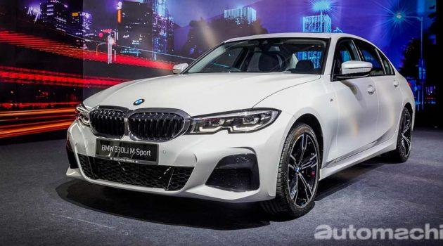 BMW 330Li 价格确定,售RM 277,164.22!