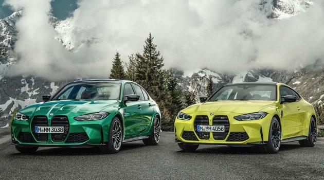 BMW M3 以及 M4 SST 优惠价格公布