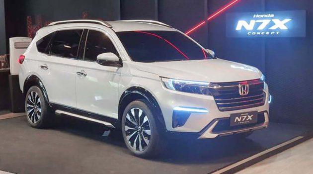 大马或明年登场, Honda BR-V 大改款年末投产