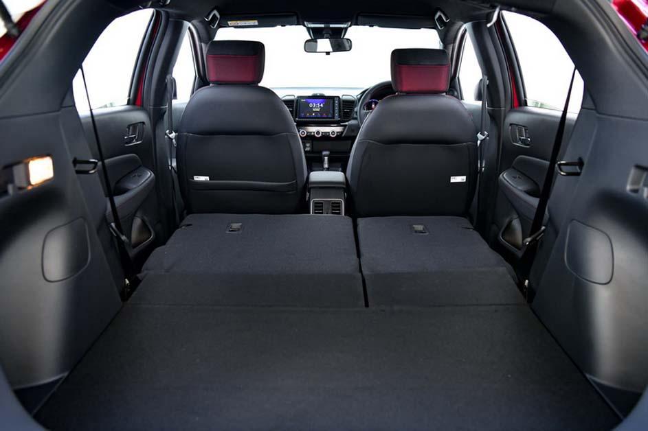 图库: Honda City Hatchback RS ,空间魔王