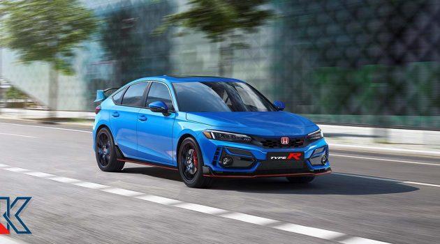 最强前驱钢炮,Honda Civic Type R 沿用2.0涡轮引擎