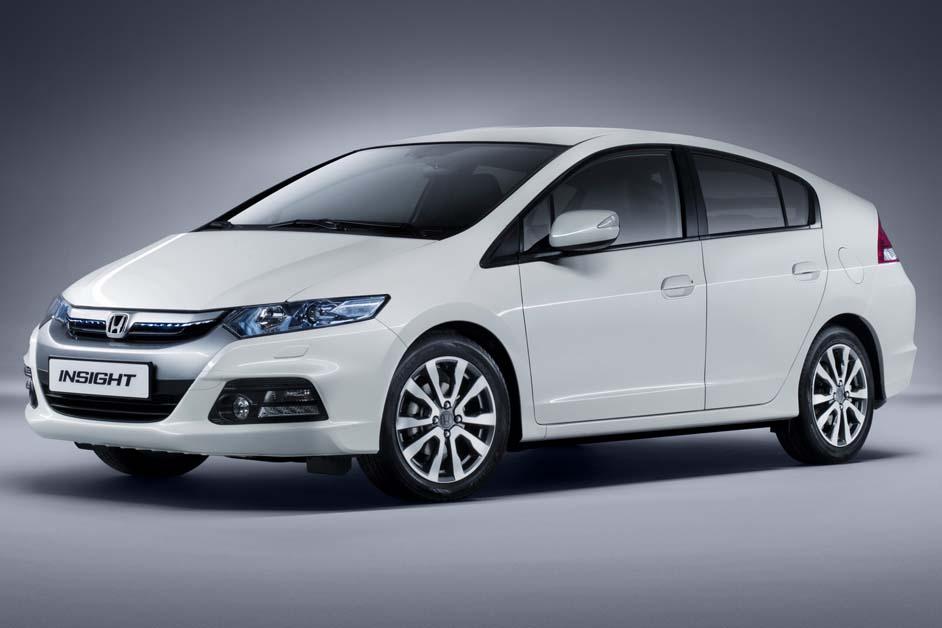 Honda ,第一个在我国 CKD 混合动力车款的车商