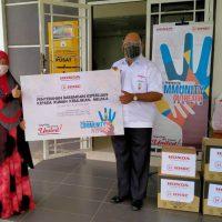 Honda Malaysia 向6家慈善机构捐赠生活用品,总费用达 RM40,000!