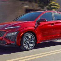 1.6T+198 PS !2021 Hyundai Kona Turbo 本地售价RM146,888从起跳