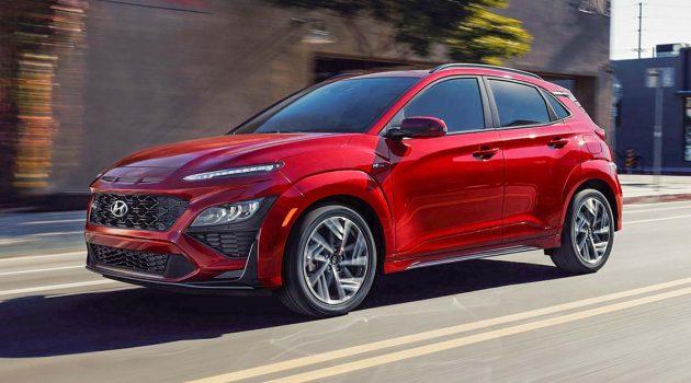 Hyundai Kona Turbo 确定将在近期登陆我国市场!