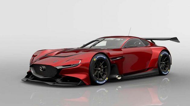 RX 跑车即将回归? Mazda 在日本注册全新 R 商标