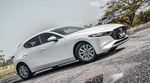 Mazda3 Liftback 1.5,为什么我喜欢这款车?