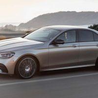豪华E-Segment将登陆我国, Mercedes-Benz E-Class 小改款预告释出
