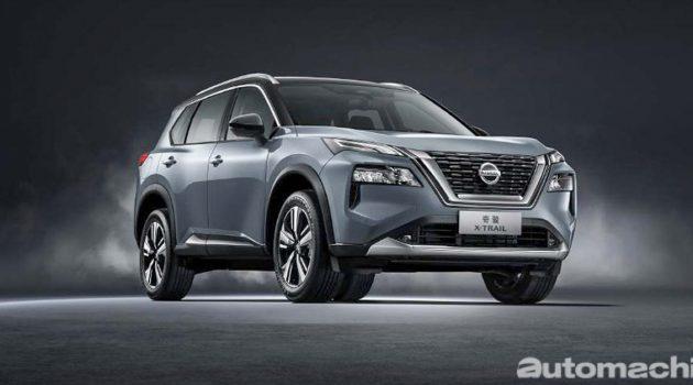 搭1.5L可变压缩比涡轮引擎,Nissan X-Trail 中国开启预售