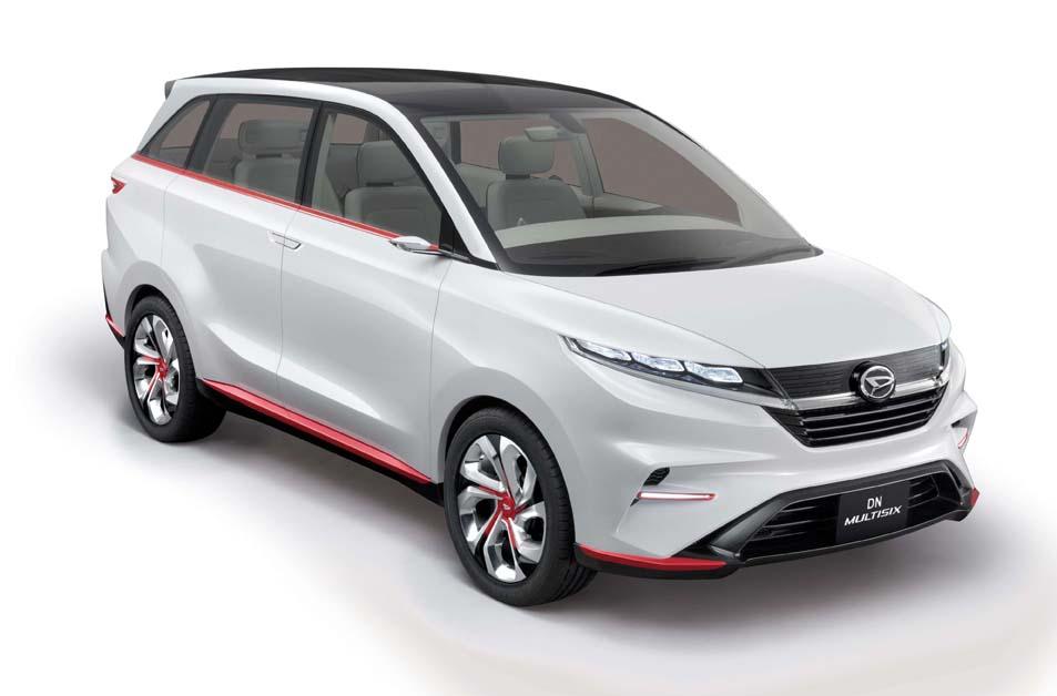 Perodua 新车预测,全新 MPV 明年登场?