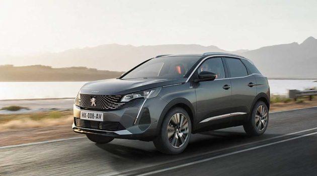 2021将登场新车: Peugeot 3008 小改款