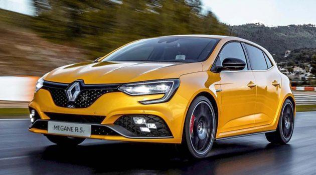最强 Hot Hatch 系列: Renault Megane R.S. Trophy