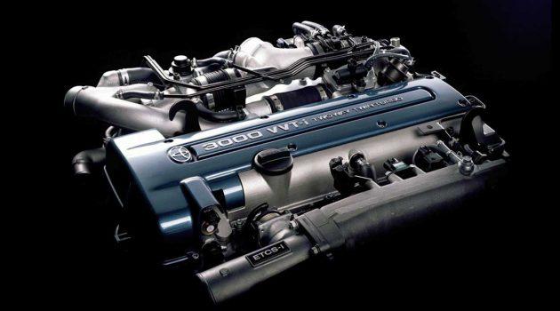 Toyota 2JZ-GTE ,丰田一代性能名机