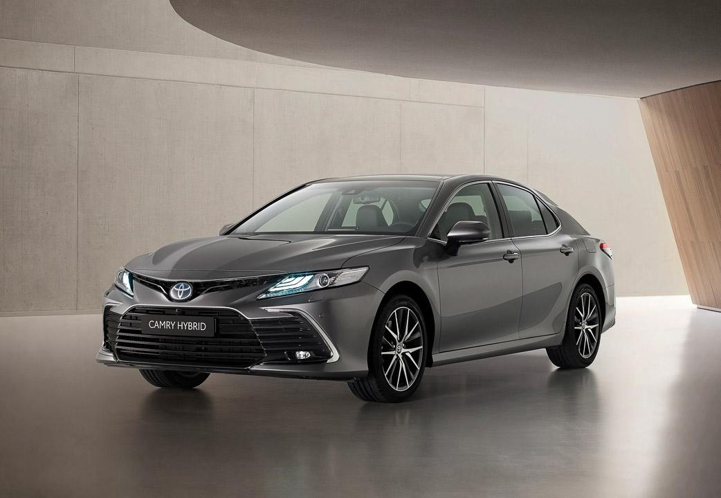 世上最畅销的D-Segment之一, Toyota Camry 北美累计产量达到1,000万台!
