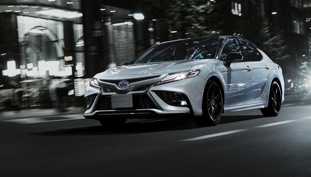 Toyota Camry 小改款新加坡上市,当地开价约RM 422,173