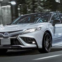 Toyota Camry 小改款新加坡上市,当地开价约RM422,173