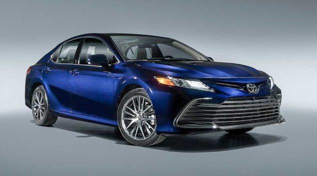 Toyota Camry Hybrid 会否回归我国市场?