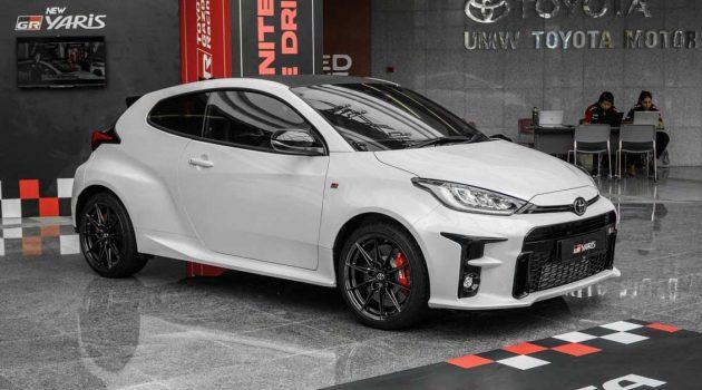 Toyota GR Yaris 全球大热卖,反应超出预期