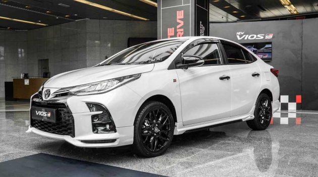 Toyota Vios GR-S 和普通 Vios 有什么不一样?