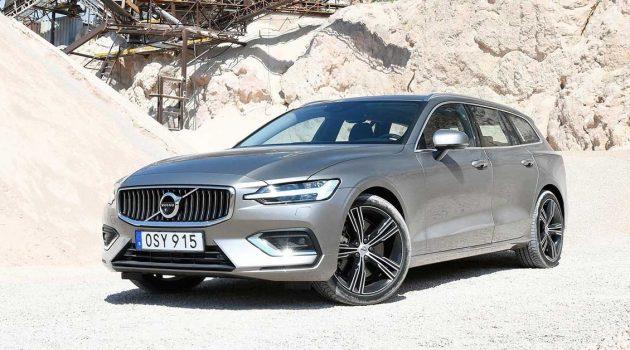 Volvo V60 或将在下半年引进我国市场?