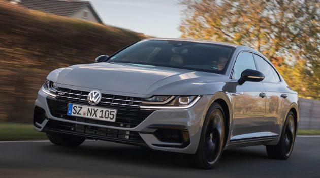 2021 Volkswagen Arteon R-Line 4MOTION 更多细节分享!