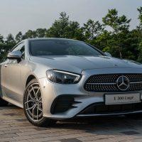 2021 Mercedes-Benz E300 AMG-Line Coupe 高级豪华跑车我国发表,售价 RM495,071.47!