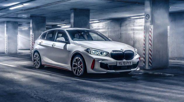 GTI 最强对手现身?BMW F40 128ti 前驱钢炮登场