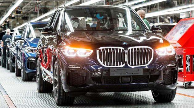 我国疫情导致芯片供应陷入困境,BMW 被迫削减汽车产能