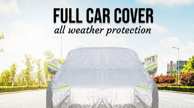 商业资讯:汽车长期爆晒,防刮花,防尘及防雨水,Car Cover 帮你轻松护车!