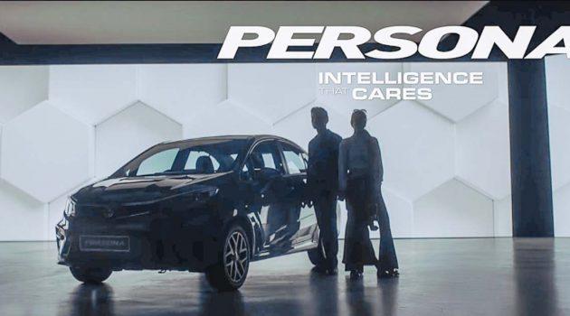 全新外观+内装设计, Proton Iriz & Persona 小改款8月5日发布
